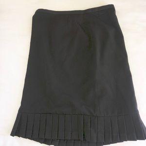 Apt 9 pencil skirt with pleats